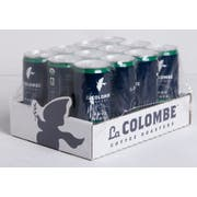 La Colombe Pure Black Cold Pressed Coffee, 9 Fluid Ounce -- 12 per case.