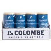 La Colombe Vanilla Oatmilk Draft Latte, 9 Fluid Ounce -- 8 per case