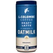 La Colombe Original Oatmilk Draft Latte, 9 Fluid Ounce -- 8 per case