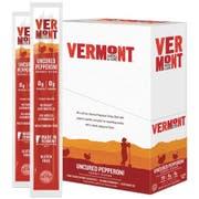 Vermont Uncured Pepperoni Turkey Sticks, 1 Ounce -- 48 per case
