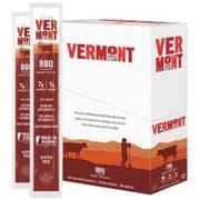 Vermont BBQ Beef Sticks, 1 Ounce -- 48 per case