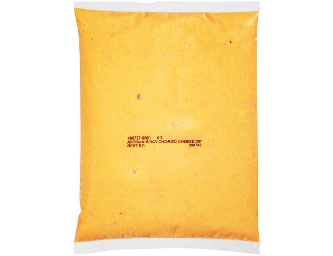 Kettle Collection Artisan Spicy Chorizo Cheese Dip, 16 Pound -- 1 each.