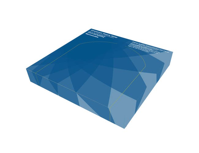 Impact Products White Unwaxed Slotted Tissue Paper, 12 x 12 inch -- 1 each.