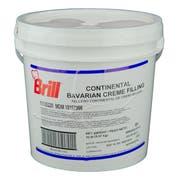 HC Brill Continental Bavarian Creme Filling, 20 Pound -- 1 each.