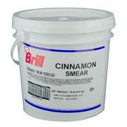 Brill Cinnamon Smear, 15 Pound Pail -- 1 each.