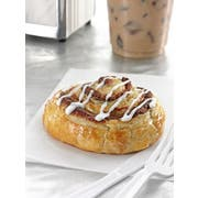 Karps Pan N Bake Cinnamon Roll with Icing and Glaze, 2 Ounce -- 120 per case.