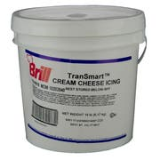 HC Brill Transmart Ready To Use Cream Cheese Icing, 18 Pound -- 1 each.