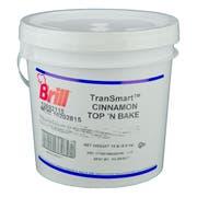 Brill Transmart Cinnamon Top N Bake Topping, 15 Pound -- 1 each.