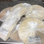 Ultra Thin Assorted Rounds and Flatbread Crust - Sample Kit, 4.25 Ounce -- 38 per case.