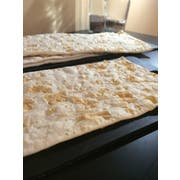 Ultra Thin Pizza Shells Baked Rectangle Flatbread, 16 x 5 inch -- 24 per case