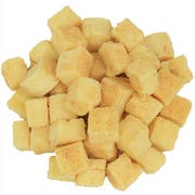 TR Toppers Cheesecake Pieces, 10 Pound Box -- 1 each.