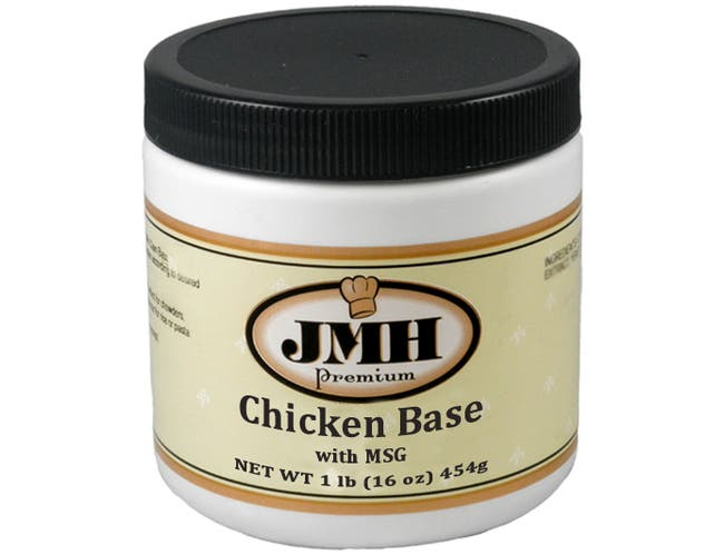JMH Chicken Base Paste with Msg, 1 Pound -- 6 per case.