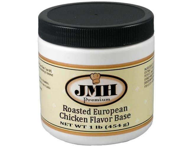 JMH Premium Roasted European Chicken Base, 1 Pound -- 12 per case.