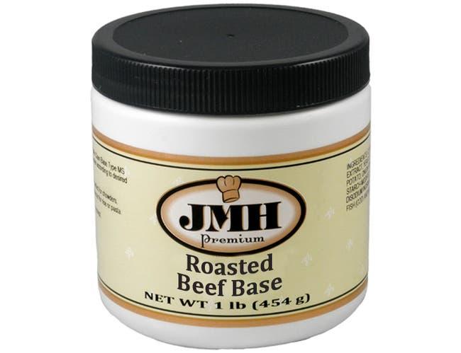 JMH Premium No Msg Roasted Beef Base, 1 Pound -- 12 per case.