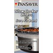 M and Q Sure Fit Slow Cooker Liner -- 32 per case.