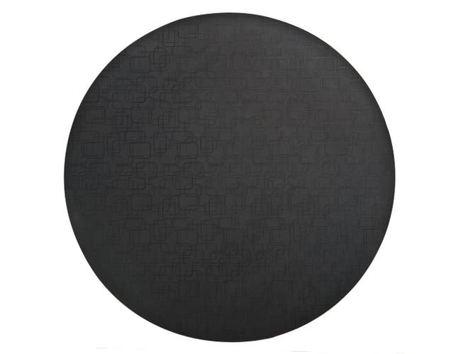 World Tableware Black Mat for BT 6125 Sonoran Tray -- 12 per case.