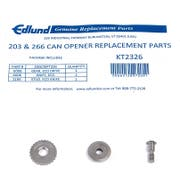 Edlund Knife and Gear Replacement Kit -- 1 each