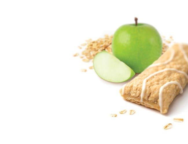 Darlington Farms Apple Oatmeal Bar, 1.2 Ounce -- 216 per case.
