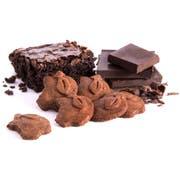 Appleways Cocoa Crispy Bites, 1.0 Ounce -- 108 per case