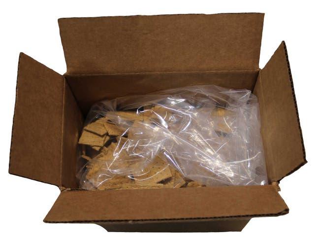 Applewys Whole Grain Sweet Potato Cracker, 5 Pound -- 1 each.