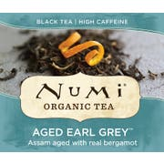Numi Organic Aged Earl Grey Black Tea, 0.73 Pound -- 1 each.
