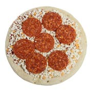 Day N Night Bites Personal Pepperoni Pizza, 7 inch -- 20 per case.