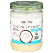 Nutiva Organic Buttery Coconut Oil, 14 Ounce -- 6 per case
