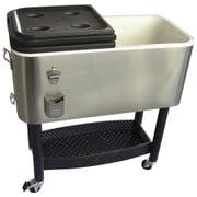 Crestware Stainless Steel Garden Cooler -- 1 each.