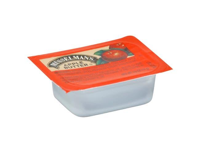 Musselmans Apple Butter , .5 Ounce -- 200 Case