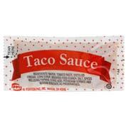 Portion Pac Single Serve Taco Sauce, 0.32 Ounce -- 500 per case