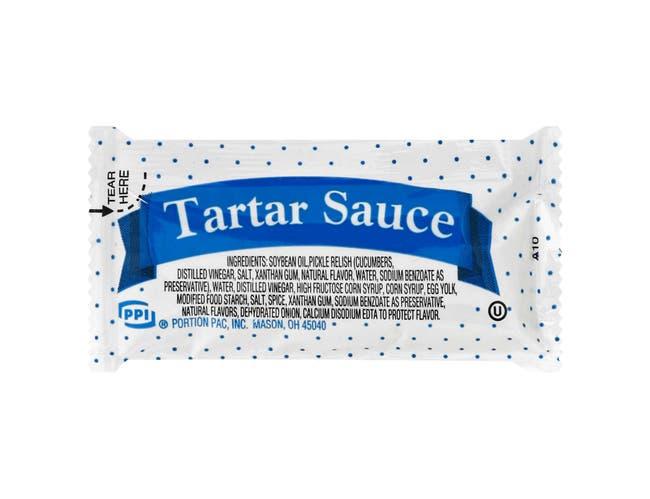 Tartar Sauce -- 200 Count 12 Gram