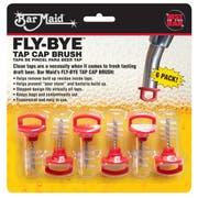 Bar Maid Fly-Bye Tap Cap Brush -- 6 per case