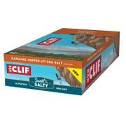 Clif Crunchy Peanut Butter Energy Bar, 2.4 Ounce -- 42 per case.