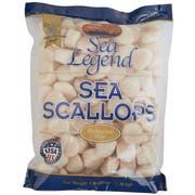 Sea Legend Blue Label Sea Scallop, 5 Pound -- 2 per case