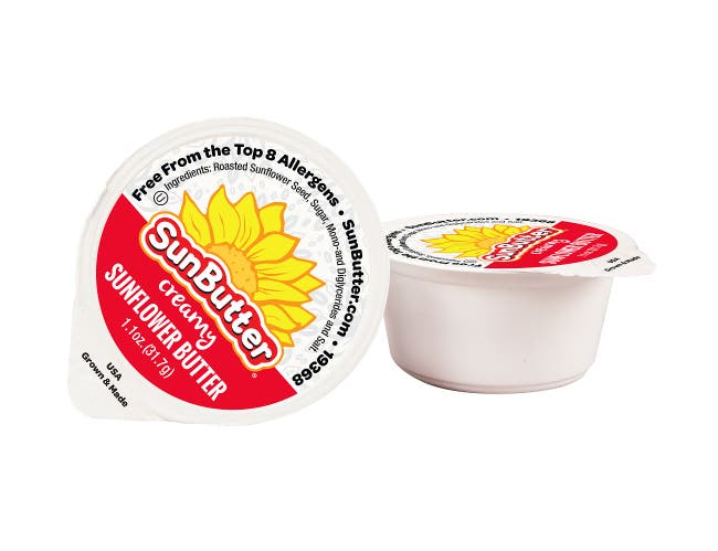 SunButter Sunflower Seed Spread, PC, 1.1 Ounce -- 200 per case.