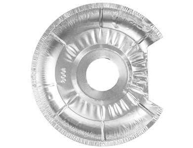 Handi Foil Round Gas Burner Liner, 7 1/2 inch -- 1000 per case.
