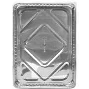 Handi Foil Sheet Cake Pan - 1/2 Size, 130 Fluid Ounce Capacity -- 100 per case.