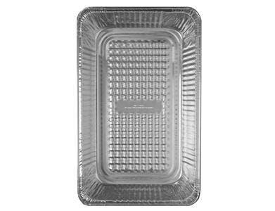 Handi Foil of America Full Size Steam Table Medium Pan -- 50 per case.
