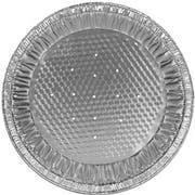 Handi Foil Pierced Pan Tray, 10 inch -- 500 per case.