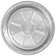 Handi Foil Aluminum Perforated Extra Deep Pie Pan, 9 inch -- 500 per case.