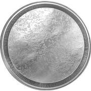 Handi Foil Embossed Round Serving Tray, 18 inch -- 25 per case.