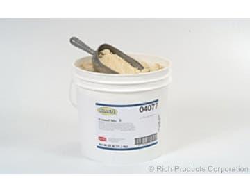 Rich Products Corporation JW Allen Streusel Mix, 25 Pound -- 1 each.