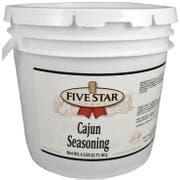 Five Star Cajun Seasoning Blend, 6 Pound -- 2 per case.