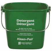 Kleen Green Pail, 8 Quart -- 1 each.