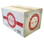 Boylan Bottling Co Diet Cane Cola Soda, 12 Ounce -- 24 per case.