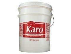 Karo Light Corn Syrup, 5 Gallon -- 1 each.