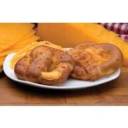 Kim and Scotts Grilled Cheese Soft Stuffed Pretzel -- 24 per case.