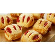 Fiera Foods Strawberry Cheese Fruit Bite, 18.5 Pound -- 1 each