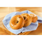 Fiera Foods Baked Blueberry Bagel, 17.19 Pound -- 1 each