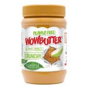 WOWBUTTER Crunchy Butter, 1.1 Pound -- 6 per case